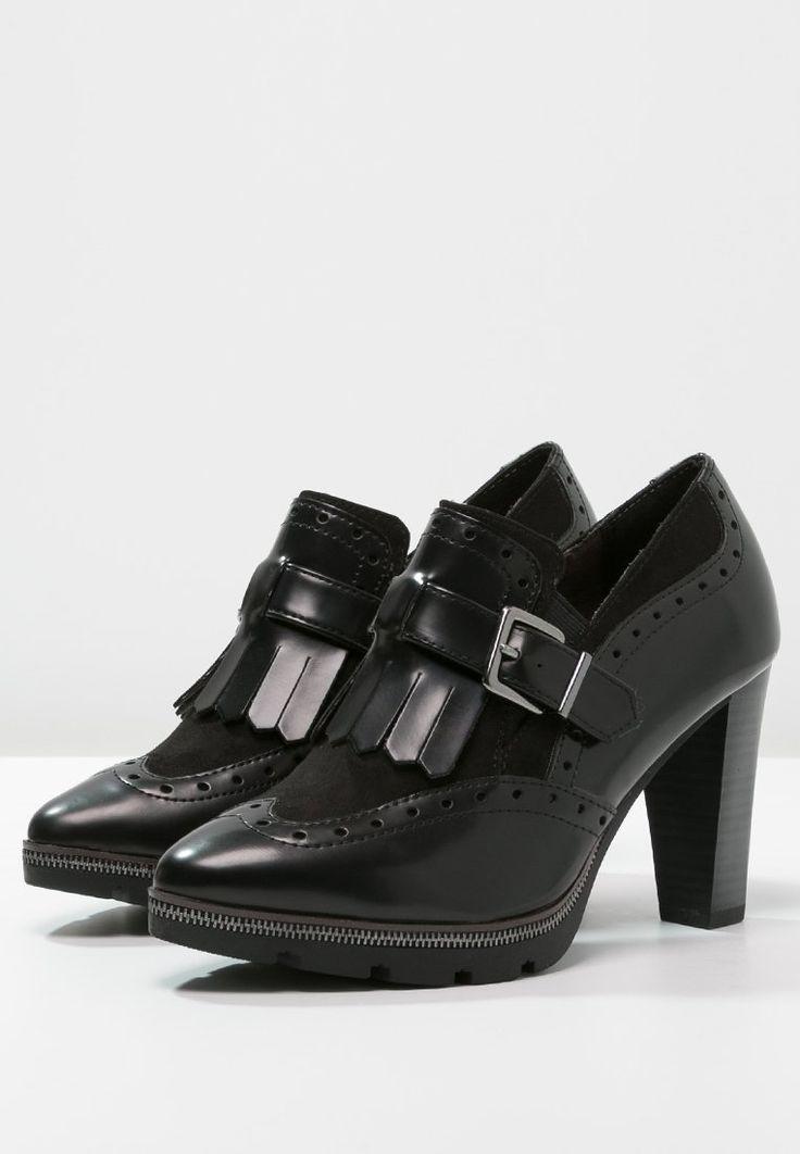 Zu deinen Jeans machen diese Low Ankles richtig was her. Tamaris Ankle Boot - black für 59,95 € (29.11.15) versandkostenfrei bei Zalando bestellen.