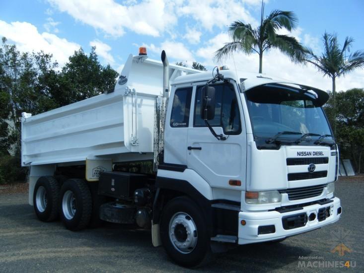 Used Tipper Trucks for sale - http://www.machines4u.com.au/search/Truck-and-Trailers/Tipper-Trucks/17/350/