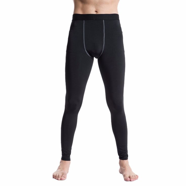 Men's Quick Dry Compression Long Pants Fitness Baselayer 1020     Tag a friend who would love this!     FREE Shipping Worldwide     Buy one here---> http://workoutclothes.us/products/mens-quick-dry-compression-long-pants-fitness-baselayer-1020/    #running