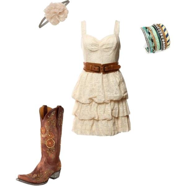 Style Kleid Country Kleid Flk1cjt Country Style N8nk0wOXP