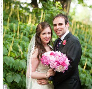 Kate and Adam's perfect Phipps wedding on the Knot's website. (via Eric Schiemer) #phipps #phippsconservatory #weddings