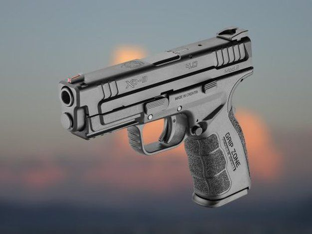 Gun Info | Handgun Reviews: Springfield Armory XD9 |https://guncarrier.com/springfield-armory-xd9/