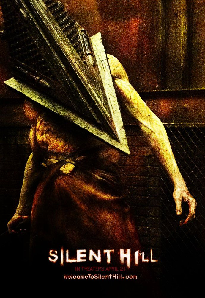 movie press pack u2014 elements of silent hill movie posters in each
