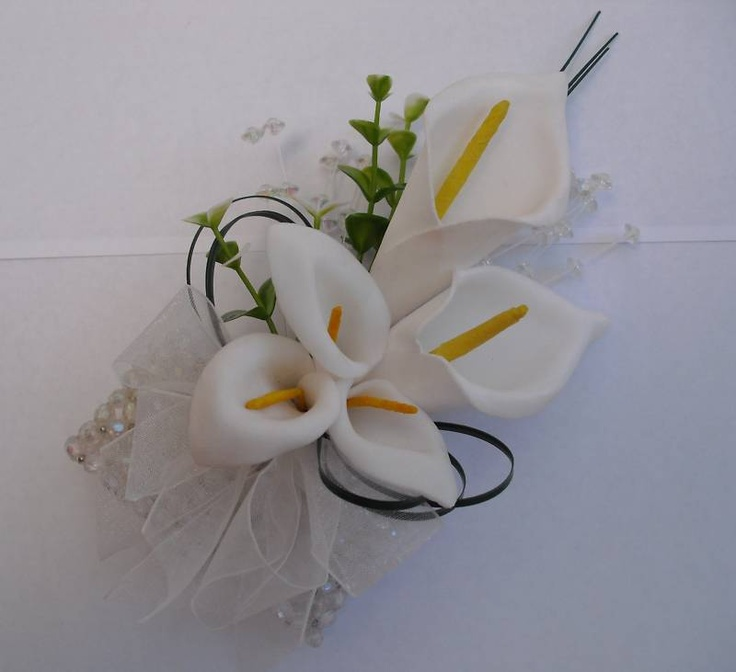 We Make All Bouquets To High Standard Use With Lace And Ribbons Wrist Corsage Weddingwedding Flower