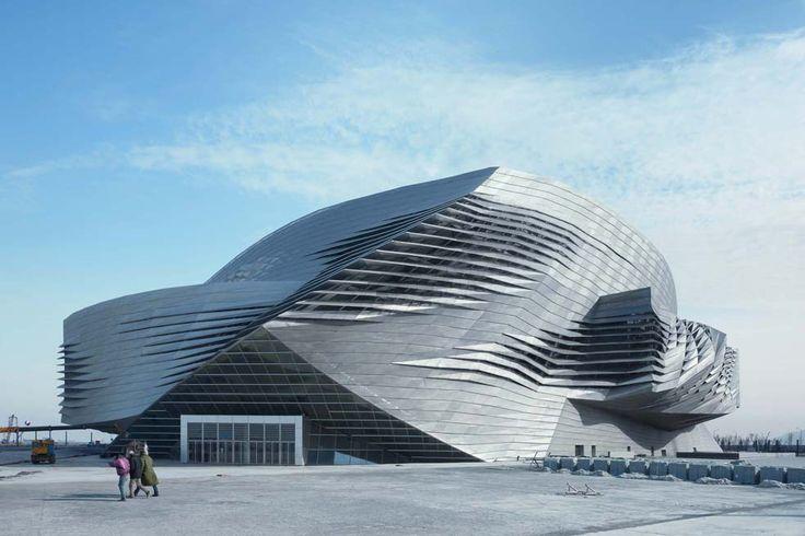 大連国際会議センター 中国の現代建築アートが集約された凄すぎる名建築7選