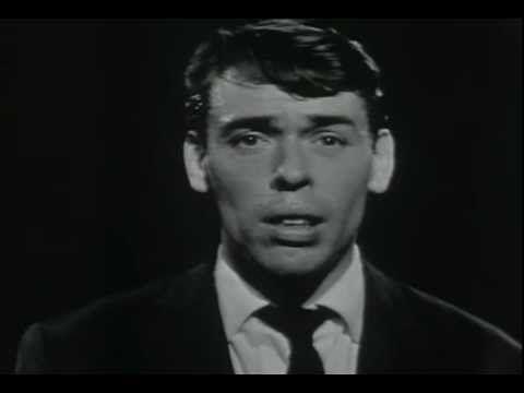 Jacques Brel - Ne me quitte pas - HQ Live - YouTube ~ Friend & Mentor to Rod McKuen. In his memory. ...