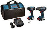 #DailyDeal Bosch CLPK232-181 18V 2-Tool Combo Kit (Drill/Driver and Impact Driver) with (2) 2.0 Ah Batteries     List Price: $600.00Deal Price: $149.00You Save: $60.99 (29%)Bosch CLPK232-181 18V https://buttermintboutique.com/dailydeal-bosch-clpk232-181-18v-2-tool-combo-kit-drilldriver-and-impact-driver-with-2-2-0-ah-batteries/