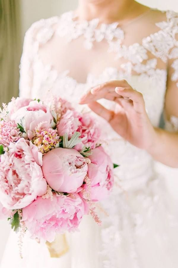 10 Pretty-In-Pink Weddings That Will Make You Swoon!