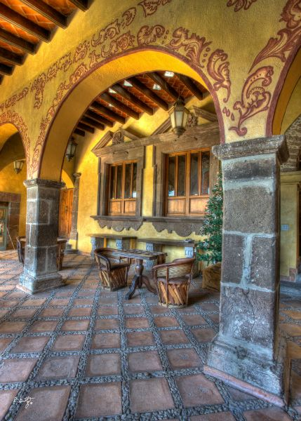 Best 141 Hacienda Architecture Images On Pinterest
