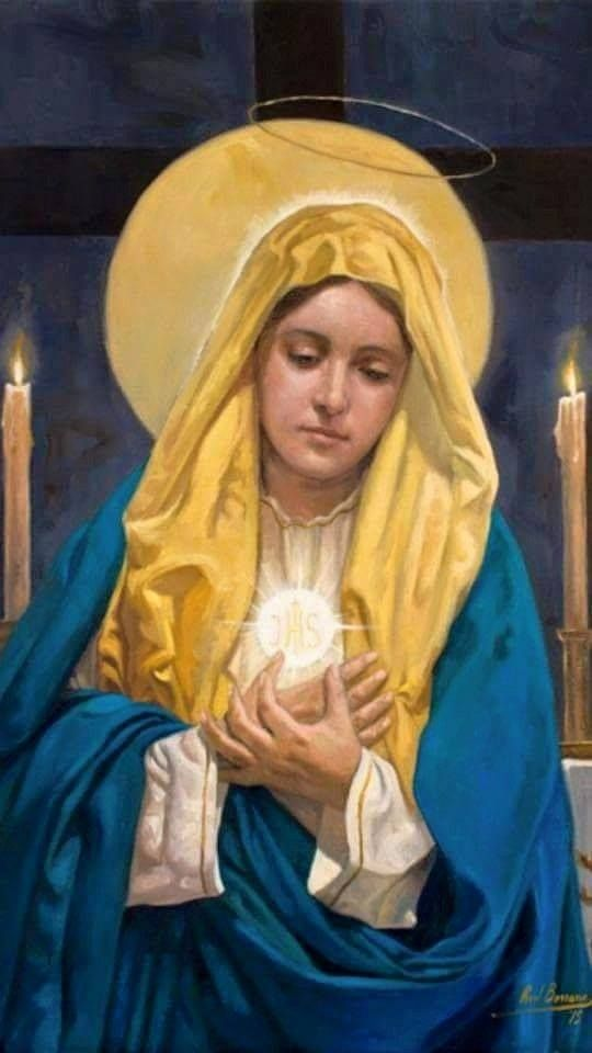 Our Lady of the Holy Eucharist, pray for us. ........... Catholicity