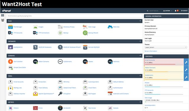 2016's Ultimate Guide to Web Panels: cPanel & WHM
