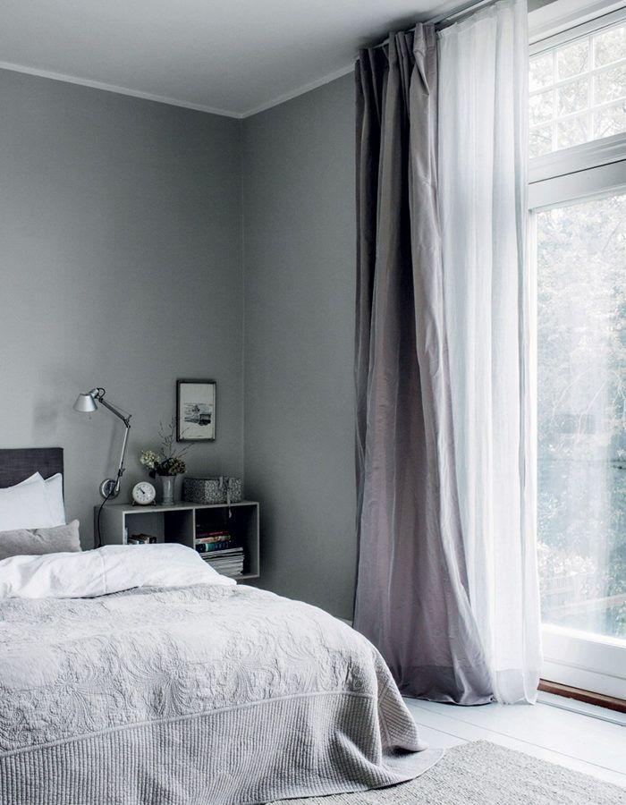 Ett par nya gardiner kan förändra känslan i ett rum på ett ögonblick. Skapa ett sovrum att trivas i med enkla medel – här är nio sätt att inreda med gardiner.