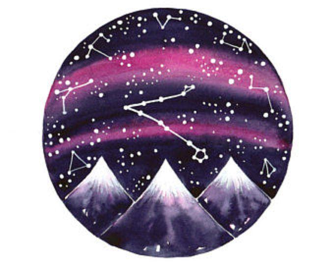 Картинка для личного дневника космос