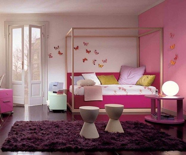 Oltre 25 fantastiche idee su camera da letto rosa su for Decorare la camera matrimoniale