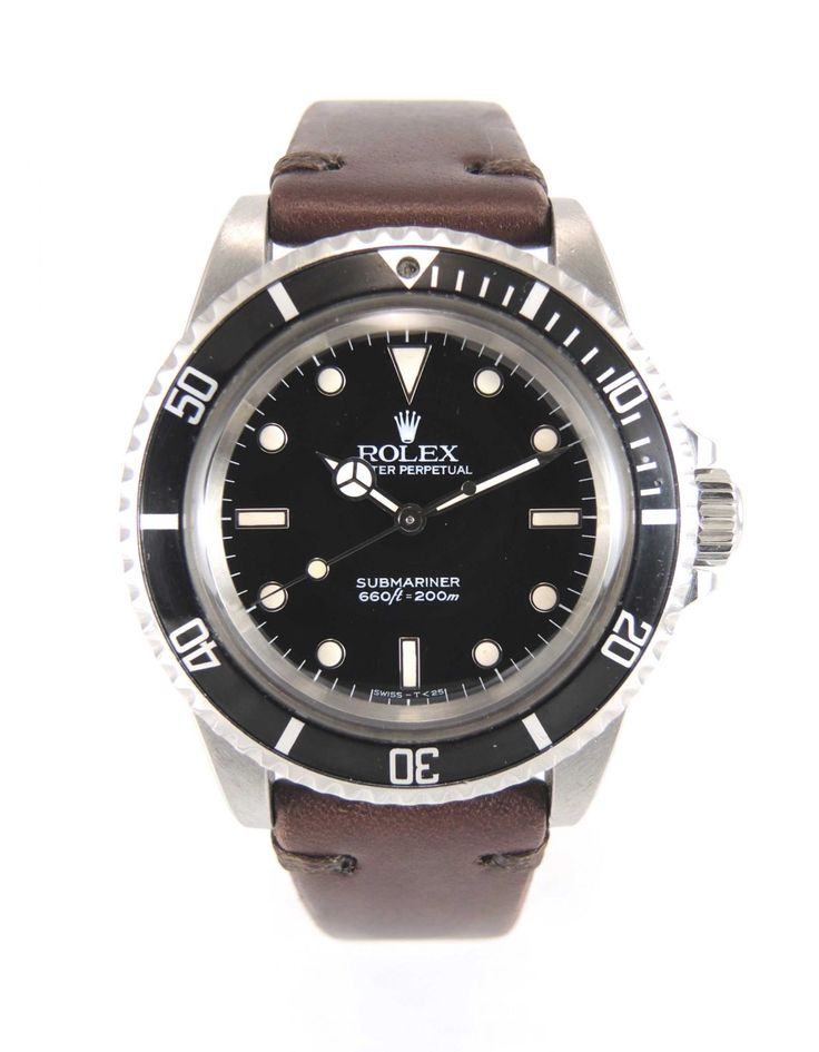 """Steel Rolex Submariner 5513 """"Spider"""" for sale by a trusted dealer on Rolex Passion Market, the No.1 Vintage Rolex Marketplace!"""