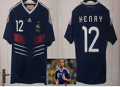 France home #football #shirt 2010 thierry henry maillot de foot #arsenal new york,  View more on the LINK: http://www.zeppy.io/product/gb/2/331977946789/