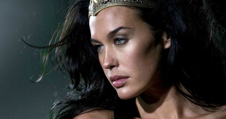 Wonder Woman from George Miller's 'Justice League' Revealed -- Megan Gale is seen in her Wonder Woman costume in an official photo from George Miller's 'Justice League'. -- http://movieweb.com/wonder-woman-costume-justice-league-george-miller/