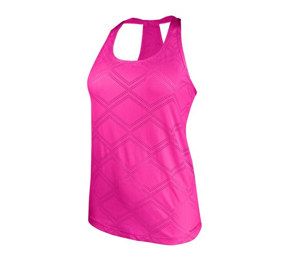 Running Bare Like A Diamond Mesh Workout Tank, only $52.95 from onsport.com.au.