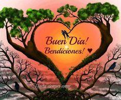Maravillosas Imagenes Saludos Buenos Dias | Imagenes De Puro Amor