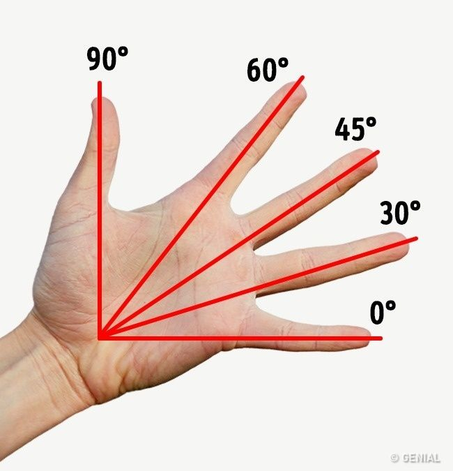 ¡El truco demultiplicar con los dedos mehizo lavida más fácil!