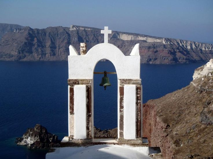 SANTORINI ISLAND , GREECE