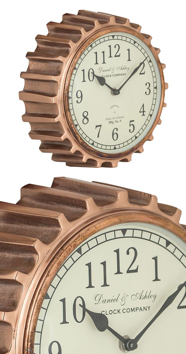 17 Best Images About Clocks On Pinterest Vintage Metal, Copper And Clock