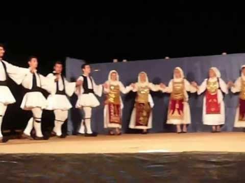 Λιβανατέϊκο καγκέλι - YouTube