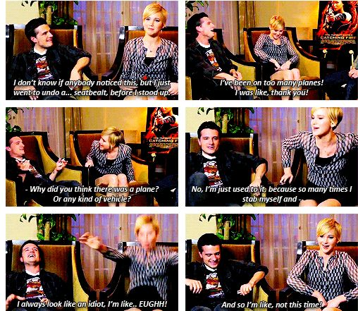 @_thatgirlonfire: Another example of Jennifer Lawrence being hilarious... love her   Veooz