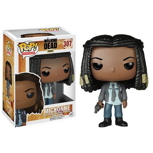 Walking Dead Season 5 Michonne Pop Vinyl Figure $9.99