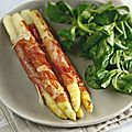 Aujourd'hui je vous propose une recette très simple et goûteuse avec un produit de saison : l'asperge blanche. J'ai utilisé une variété très...