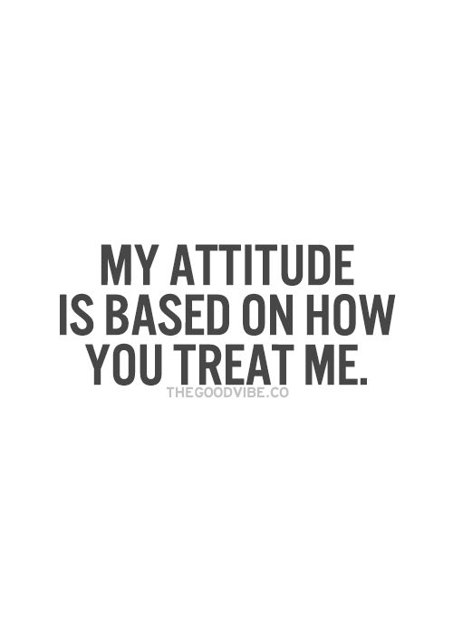 Sometimes this is true.  Depends on the situation and what I think will be learned if I treat others as they treat me.