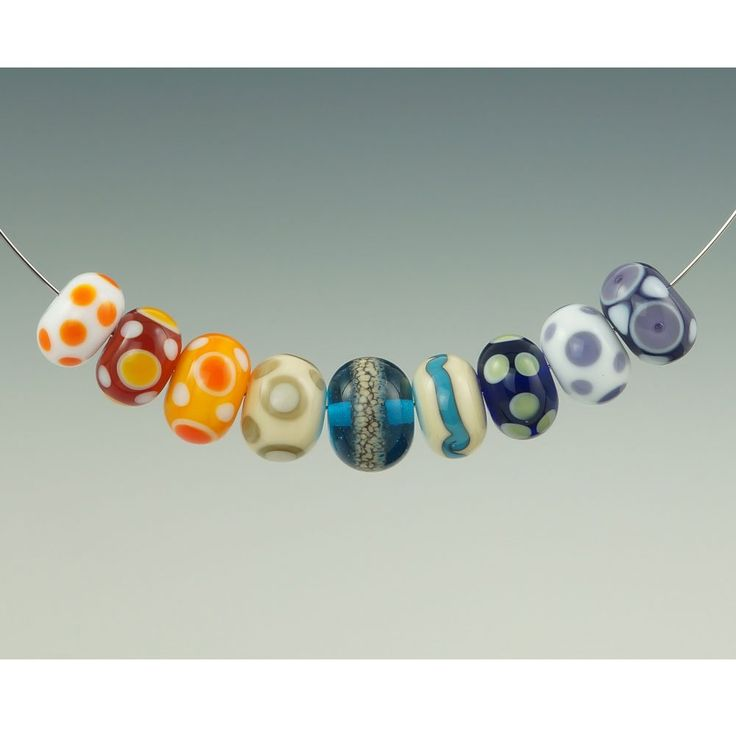 Workshop: PLAYING WITH FIRE: GLASS BEADS  LIZ MITCHELL    JUNE 1-3, 2018 at Peters Valley School of Craft