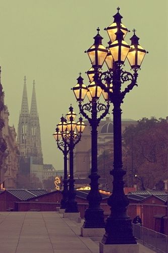 Vienna, Austria - Click image to find more travel Pinterest pins