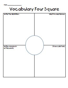 The 25 best four square writing ideas on pinterest five dice vocabulary four squarepdf pronofoot35fo Choice Image