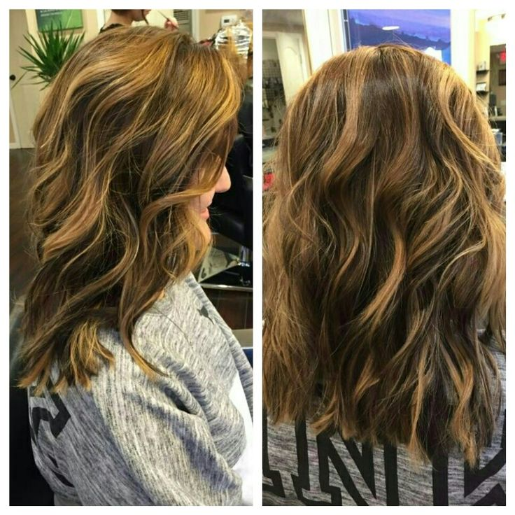 Cut and color by Carly #aveda #avedacolor #modernsalon