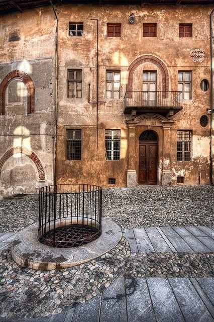 Saluzzo Well . Italy