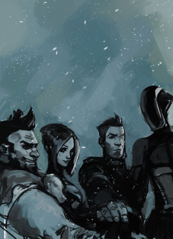 Borderlands 2 - All for one by -casey.deviantart.com on @deviantART #vaulthunters