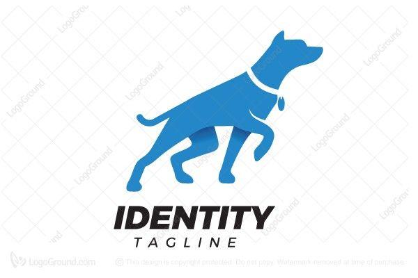 Exclusive Logo 177637 Elegant Dog Logo With Images Dog Logo Paw Logo Animal Logo