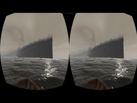 Titanic VR Google Cardboard 3D SBS Virtual Reality Video - YouTube
