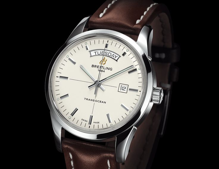 Transocean Day & Date... BREITLING 1884.