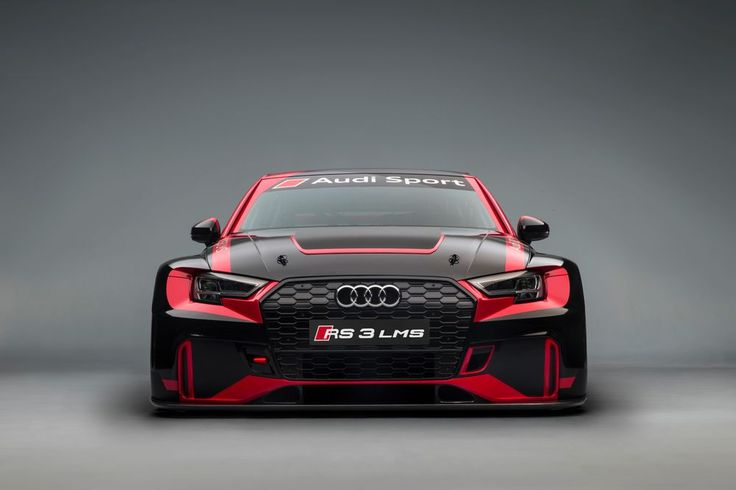 Audi - Audi Has Revealed A Badass Racing Version Of The RS3 Saloon - Motorsport