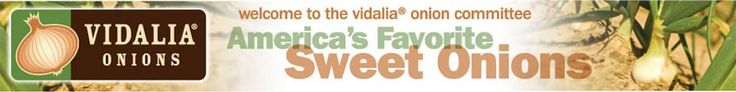 From our kitchen to your table | Select a key ingredient or course and click on search to enter a world of flavorful recipes from party shortcuts to main dishes, even desserts!Find out more about the Vidalia® Onion Committee's star-studded Vidalia Onion Chef Advisory Board which helped create some of these award-winning recipes.