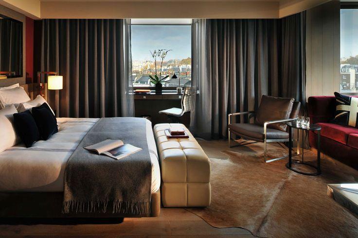 bohemian hideaway! belgraves a thompson hotel, london