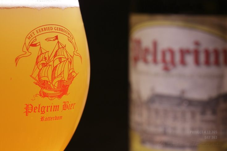 DAG 363: PELGRIM: FIER HOLLANDS BIER #P412365 #holland_the_series #pelgrim #bier #rotterdam #fotografie #photography