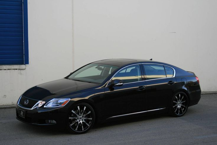 2008 Lexus GS 450h - Information and photos - ZombieDrive