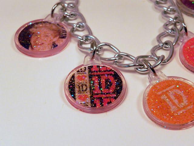 DIY ~ One Direction Charm Bracelet