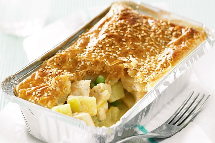 Simple ingredients shine in these golden cafe-style pies.