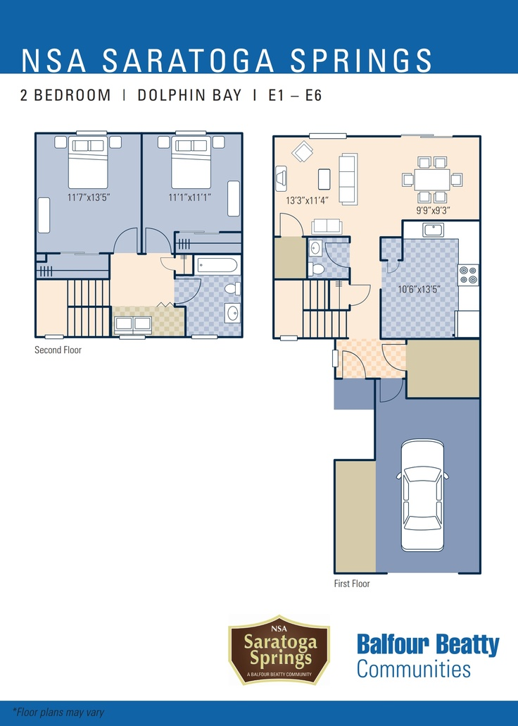 1000 images about nsa saratoga springs ny on pinterest Two bedroom townhouse plans