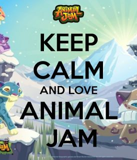 i love animal jam i play every day :)