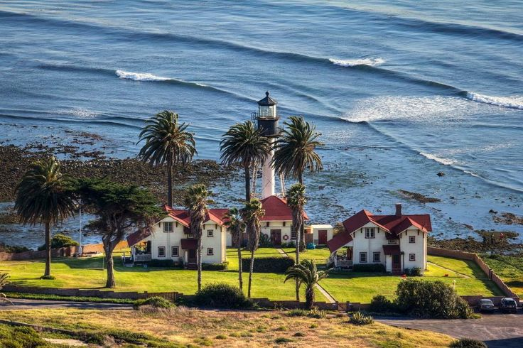 Point Loma Lighthouse San Diego